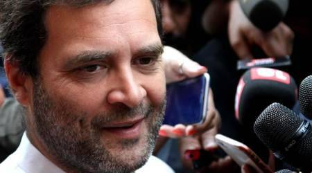 Vyapam scam: Rahul hails 'Swachh Bharat' in a veiled jibe at CBI clean chit to MP CM
