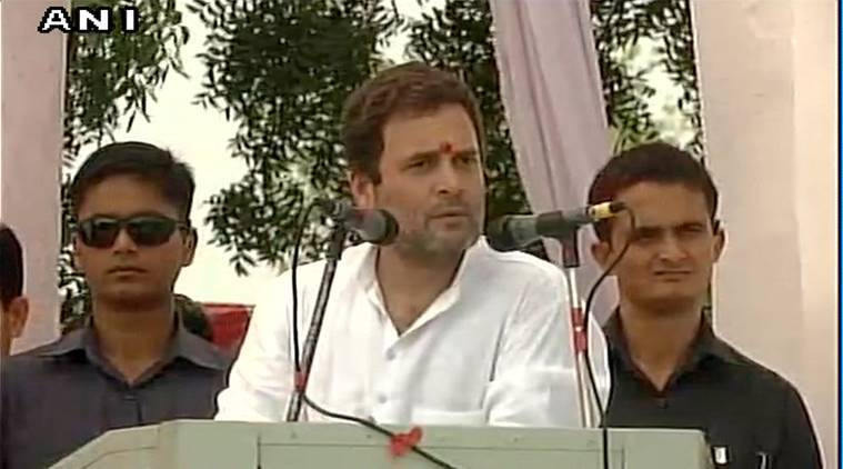 rahul gandhi, rahul gandhi in gujarat, rahul gandhi gujarat visit, rahul gandhi gujarat visit live updates, gujarat elections, gujarat congress, rahul gandhi modi, BJP, narendra modi, congress, rahul in gujarat, latest news, indian express