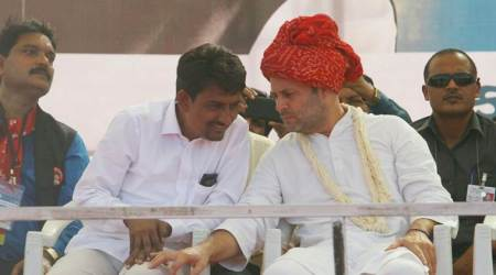 Gujarat on boil, its voice can't be bought: Rahul Gandhi, at rally with Alpesh Thakor