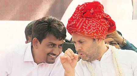 Gujarat on boil, its voice can't be bought: Rahul Gandhi, at rally with Alpesh