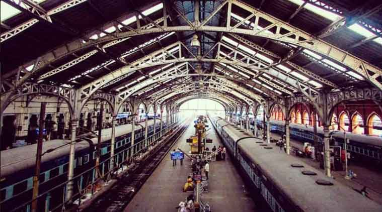 central railway, central rail line, pune division central railway, central railway pune division, pune railway station, e-ticketing, mobile tickets, india news, Indian Express