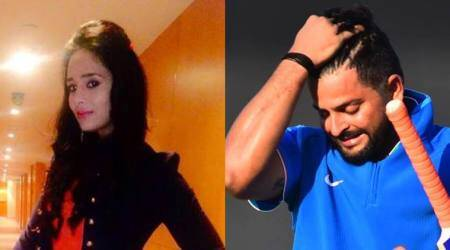 suresh raina, raina, mayanti langer, india vs new zealand,