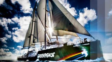 Iconic 'Rainbow Warrior' to arrive in India on October26