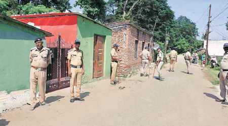 Muslim families flee after Hindu's murder near Hardwar