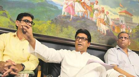 Won't allow any brick to be laid for bullet train, says Raj Thackeray