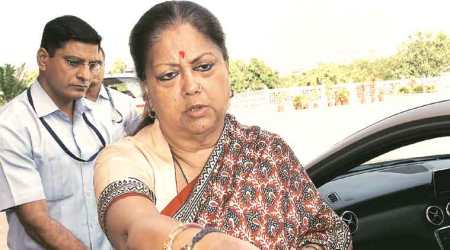 Her shield & gag Bill tabled in House, Vasundhara Raje calls for a rethink