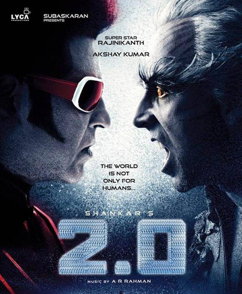 Rajinikanth's 2.0 is not a continuation of Enthiran, says Shankar