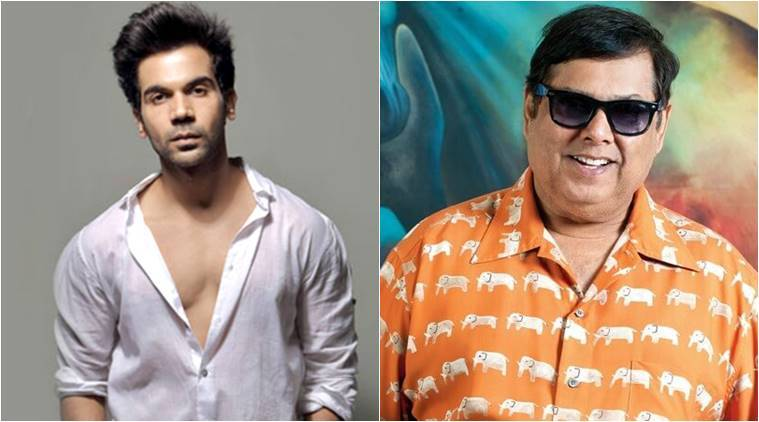Image result for It'll be fun: Rajkummar on collaborating with David Dhawan