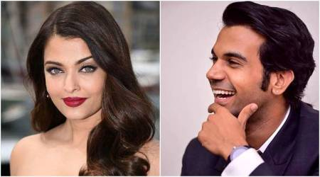 Rajkummar Rao on romancing Aishwarya Rai in Fanney Khan: I am a little nervous, and excited as well