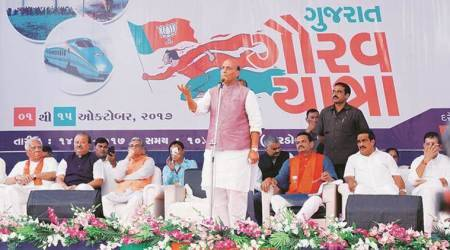 PoK would be India's if Nehru gave Patel free hand: Rajnath Singh