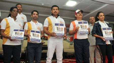 Sports Minister Rajyavardhan Rathore hints at removing 'Authority' from 'Sports Authority ofIndia'
