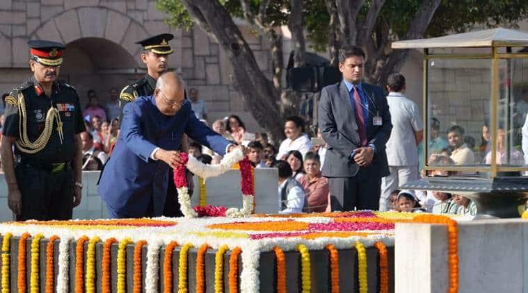 Gandhi jayanti, gandhi jayanti 2017, mahatma gandhi, gandhi, october 2, swachh bharat, india news