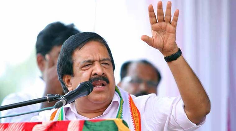 Ramesh Chennithala, UDF, Kerala Congress, One day hartal, Congress protest, Congress, Kerala Politics, BJP, India News, Indian Express