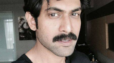 Rana Daggubati gets a makeover for 1945. See photo