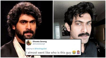 Rana Daggubati chops off his beard; leaves Twitterati wondering, 'Who is this guy?'