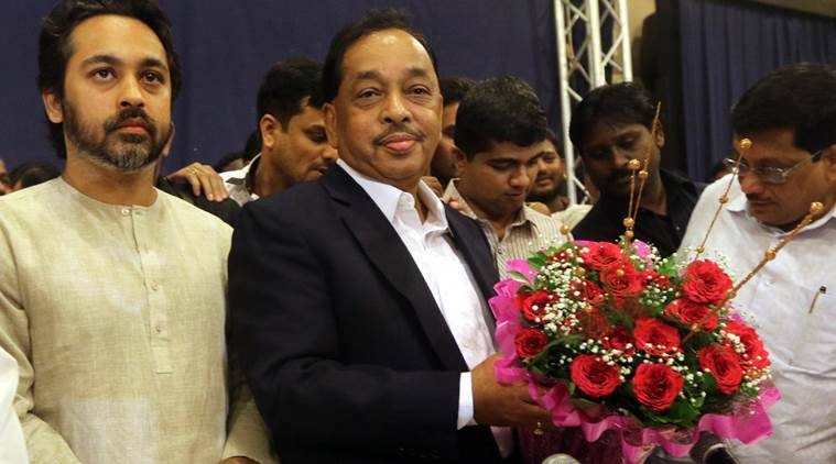 Narayan Rane, BJP, NDA, Devendra Fadnavis, maharashtra congress, Narayan Rane new party, Maharashtra Swabhimaan Paksh, Mumbai, ND ally, indian express,