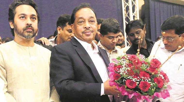 Narayan Rane floats new political party