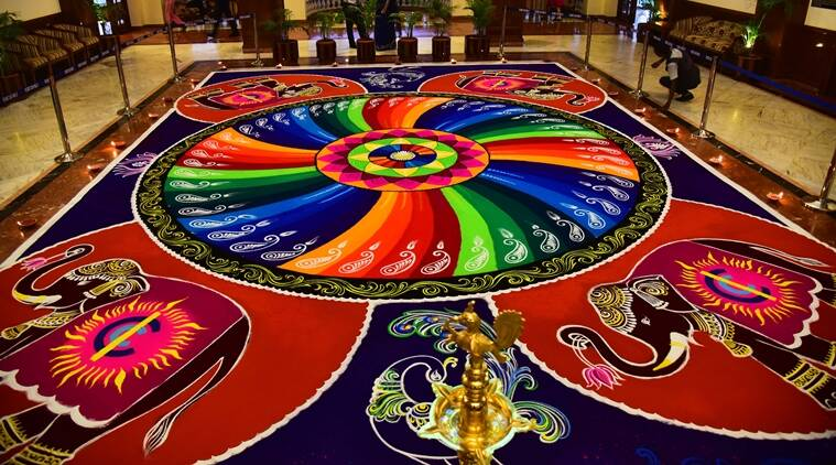 Rangoli Designs 2018 Latest Diwali Rangoli Designs Images Photos