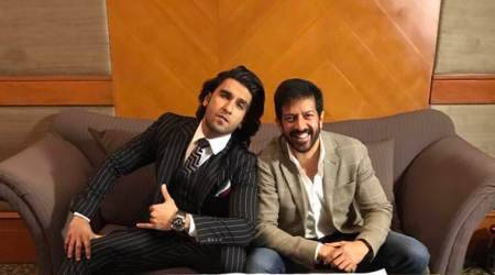 I'm really fond of Ranveer Singh, says 1983 director Kabir Khan