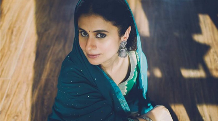 Rasika Dugal, Hamid, Rasika Dugal film, Rasika Dugal photo, Hamid Rasika Dugal role, Rasika Dugal Kashmir-set film, Rasika Dugal to play mother