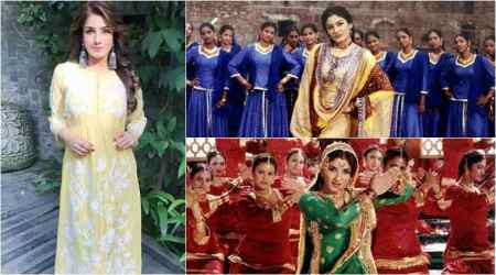 Raveena Tandon birthday special: 'Mast mast' girl who ruled the 90s with elegance and sensuality