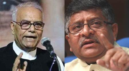 BJP gave a lot to Yashwant Sinha, hurt by his language, says Ravi Shankar Prasad