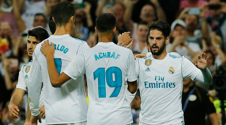 Real Madrid get Asian or New Zealand team in Club World Cupsemifinals
