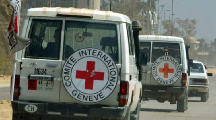 Afghanistan, Red Cross Afghanistan, Afghanistan Red Cross Reduces Presence, Red Cross, World News, Latest World News, Indian Express, Indian Express News