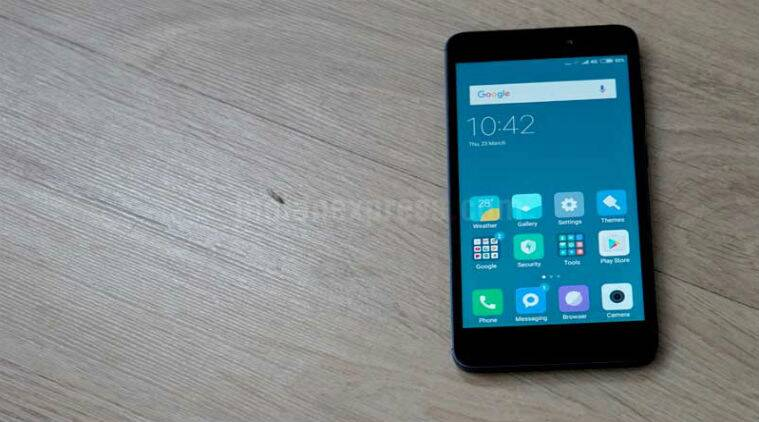 Xiaomi Redmi 5A leaked poster reveals 8-day standby battery, full ...