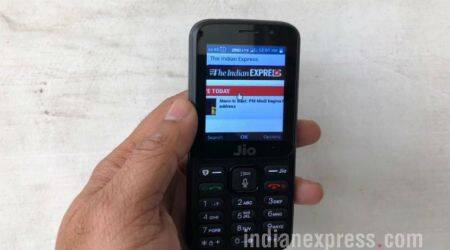 Reliance Jio JioPhone streaming, browsing test: Not bad at all