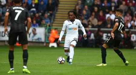 Swansea City's Renato Sanches to miss Manchester United game, doubt for Arsenal trip
