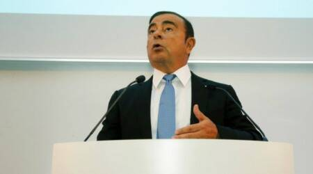 Renault's Ghosn wants half its cars to be electric or hybrid in2022