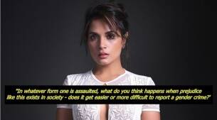 Richa Chadha joins the #MeToo discussion by asking some important questions in viral blog post