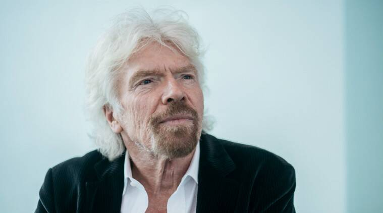 Richard Branson, British Billionaire Richard Branson, Saudi journalist, missing Saudi journalist, Washington Post journalist, Jamal Khashoggi, World news, Indian express news