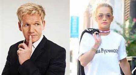Rita Ora to Chef Gordon Ramsay: Can I come to one of your restaurants for free?