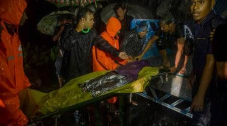 Fishermen rescue Rohingya Muslims at sea off Indonesia, with more arrivalsexpected