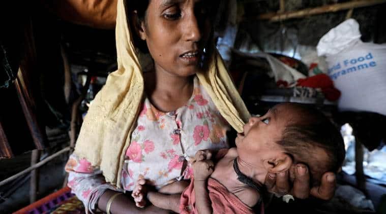 Rohingya, Rohingya Muslims, Bangladesh, Rohinghya Migrants, Myanmar, Rohingya refugees, Rohingya refugee crisis, Myanmar crisis, world news, indian express news