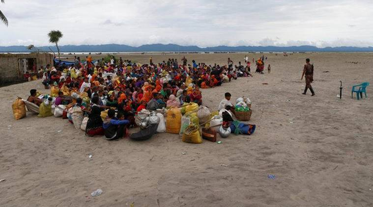 US holds Myanmar army 'accountable' for Rohingya refugee crisis