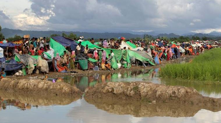 Image result for Rohingya crisis: Myanmar rebuffs 'harmful' UN statement, Myanmar on Wednesday