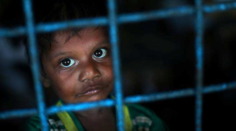 Rohingya refugees in Bangladesh, Myanmar sanctions, US Myanmar, US on Rohingya, Myanmar, Bangladesh, Rohingya people, World news, Indian Express