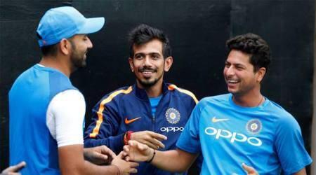 Rohit Sharma interviews India's mystery spinners Yuzvendra Chahal, Kuldeep Yadav on female fans, favourite actress, dream car