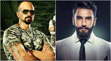 Golmaal Again director Rohit Shetty: Ranveer Singh wanted to explore the hardcore action space