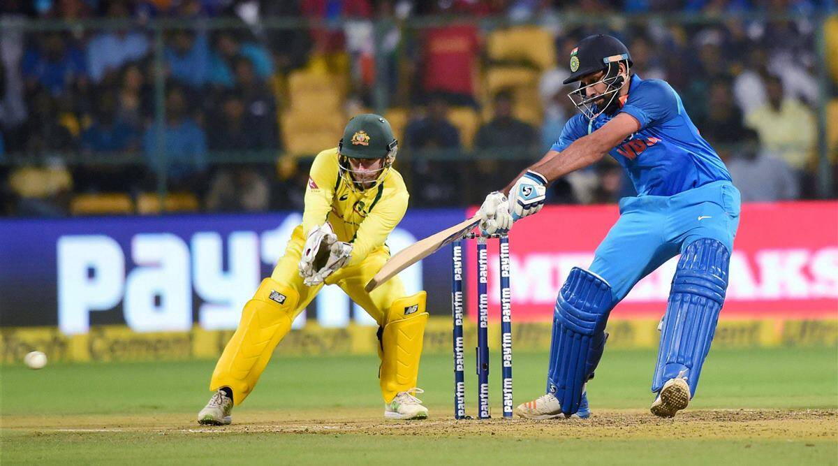 India vs Australia Stats: Rohit Sharma only behind Sachin Tendulkar for most centuries vs Australia in ODIs | Sports News,The Indian Express