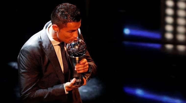 cristiano ronaldo, ronaldo, lionel messi, messi, fifa the best award, fifa best player award