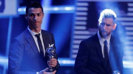 Cristiano Ronaldo wins FIFA 'The Best' Men's Player of the Year Award, Zinedine Zidane named Coach of the Year