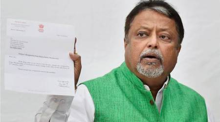 Withdraw legal notice, apologise within 7 days: Mukul Roy to Mamata's nephew