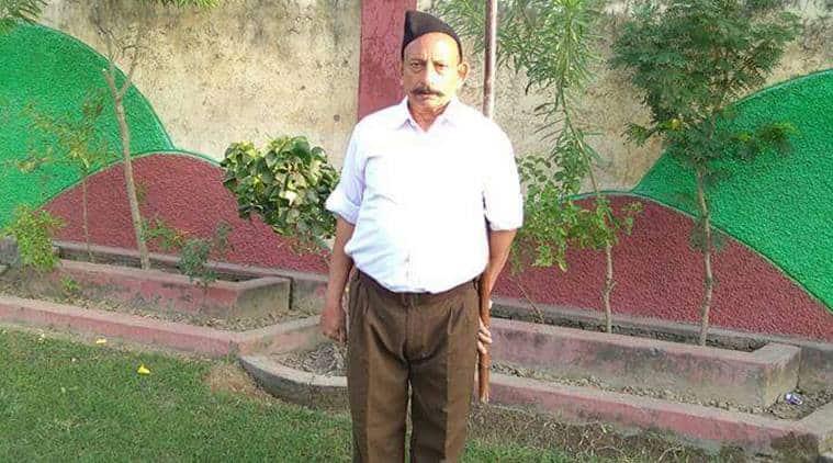 RSS, RSS leader murder, Ravinder Gosain, Ravinder Gosain murder, Ravinder Gosain murder case, Punjab, Amarinder Singh, india news, indian express news