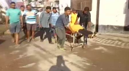 RSS worker killed by bike-borne shooters in UP, brother injured