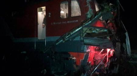 At least 19 killed in train-bus collision in Russia: Authorities