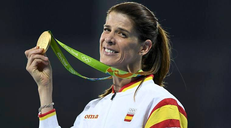 Spanish Olympic high jump champion Ruth Beitia announces retirement